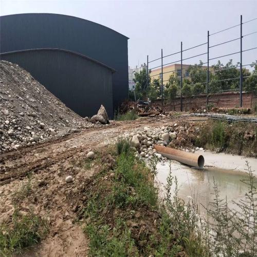 签约西安大型鹅卵石制砂污水处理